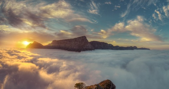 Table Mountain, an icon of Cape Town